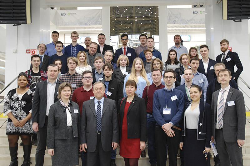 <p>21-22 марта в СПбПУ прошла конференцияETACP-2019</p>